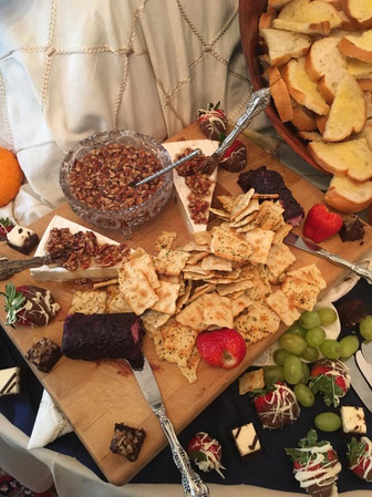 Assorted Cheese Tray