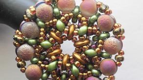 Colorful Components - Sprocket Pendant