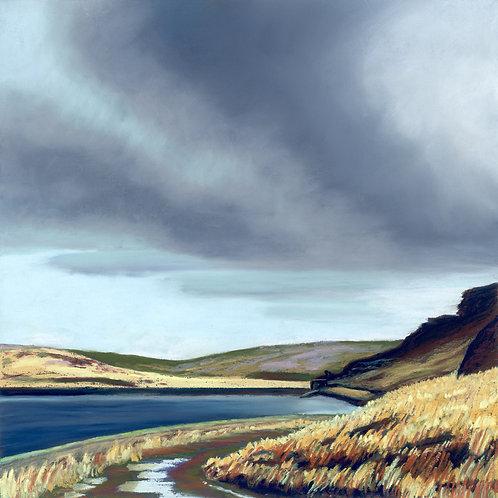 Widdop Reservoir, Soft Clouds