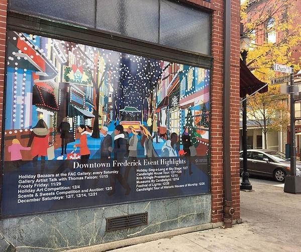 Downtown Frederick Partnership Mural
