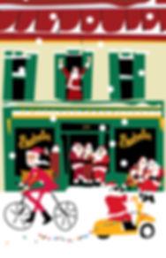 Bushwallers Santa  Pub Crawl