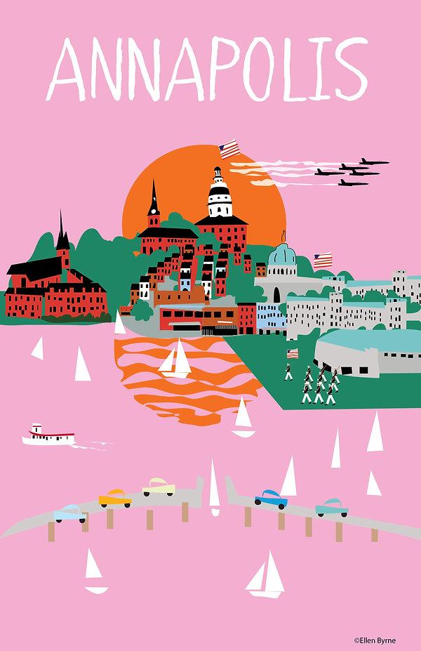 Annapolis Poster