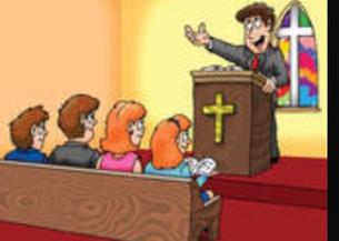 I Love to Preach