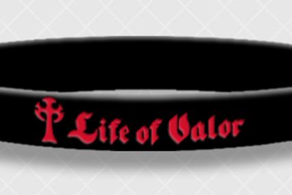 Black Wristband