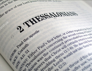 2 Thessalonians 3:1-5:  Paul's Confidence