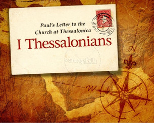 1 Thessalonians 2:8-13: The Word at Work in Us!