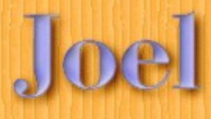 Joel 3:15-21: The Kingdom