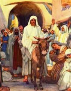 The Triumphal Entry: John 12:12-19