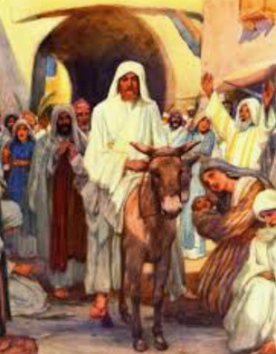 The Triumphal Entry: John 12:12-19