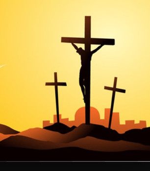 CHRIST DIED, ONCE FOR ALL!