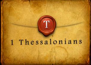 1 Thessalonians 5:19,20: Do Not Quench The Spirit