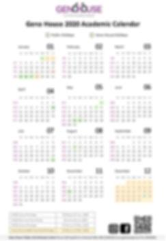 2020 Geno House Academic Calendar_22apri