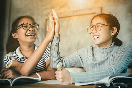 storyblocks-two-asian-teenager-happiness