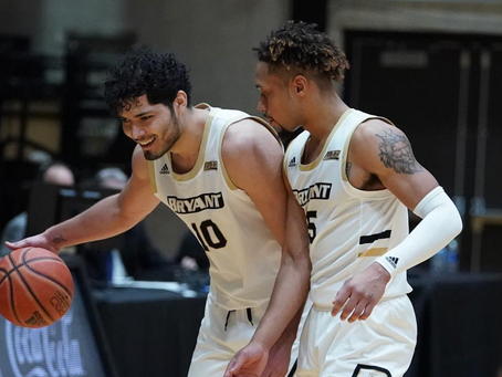 The NEC Tournament Report: Two Unlikely Parties Advance