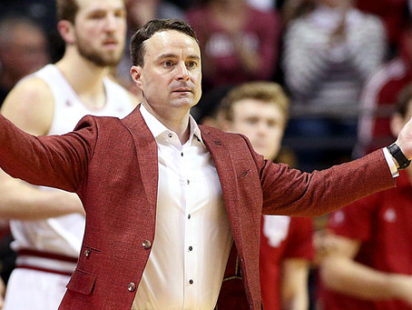 The Carousel is Spinning: A Wild Monday in the College Basketball Coaching World