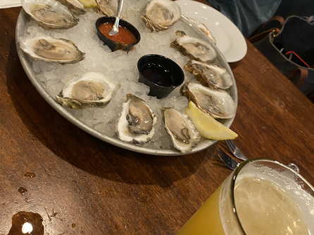 Food & Beer in the Low Country (SC, GA) – A Review