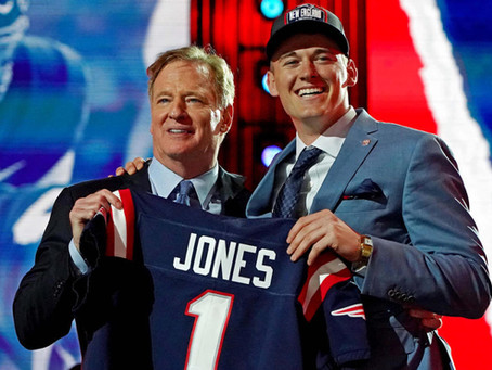 Patriots Draft Recap: An Optimistic Weekend