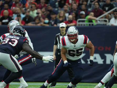 Pats find a way to beat Texans despite being down 4 linemen
