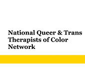 National Queer and Trans Therapists of Color Network Naimah Efia Johnson