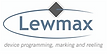 Lewmax logo home page