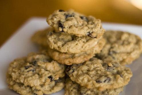 Hidden Treasure (Oatmeal Cookie)