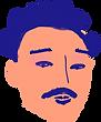 Homem com bigode