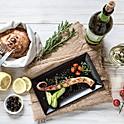 Grillitud kaheksajalg oliivi-sidruni kastmes