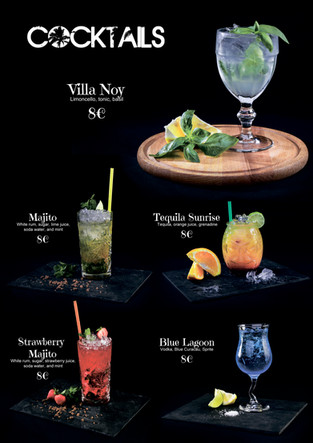 Kokteilid