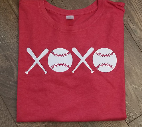 XOXO - Men's 3/4 Sleeve