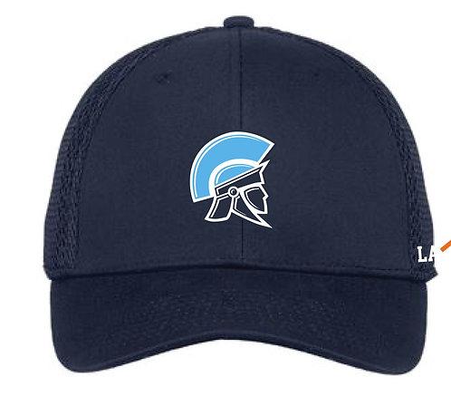 New Era® - Snapback Contrast Front Mesh Cap