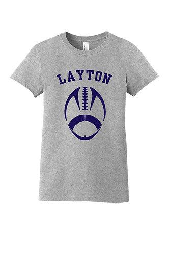 American Apparel ® Women's Fine Jersey T-Shirt. 2102W