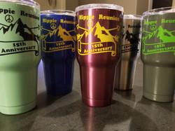 Hippie Cups