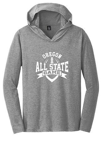 District® Perfect Tri® Long Sleeve Tshirt Hoodie. DM139