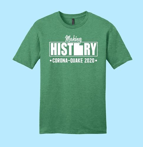 Making history Utah