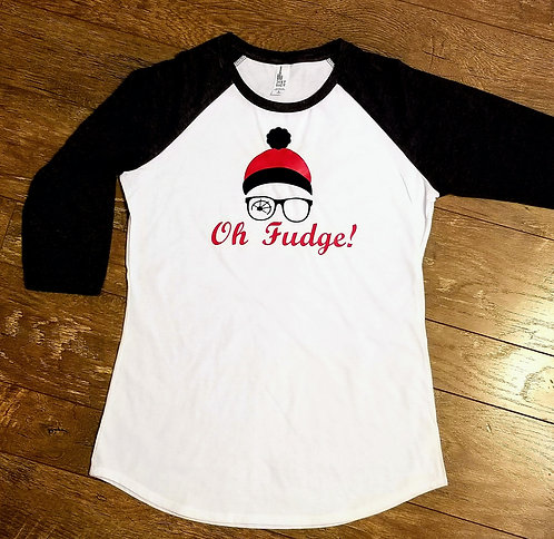 Oh Fudge - Men's 3/4 Sleeve