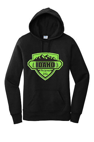 Port & Company ® Ladies Core Fleece Pullover Hooded Sweatshirt