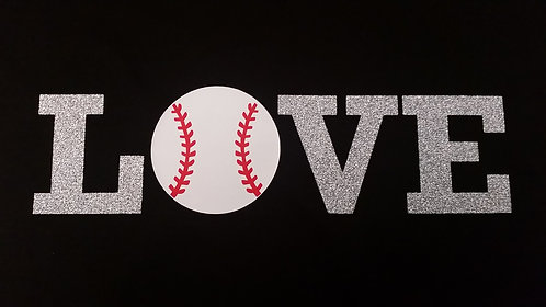 Love Baseball 2 - Men's Tee