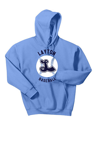 Heavy Blend™ Hooded Sweatshirt Light Blue