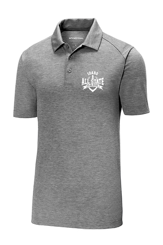 Tri-Blend Wicking Polo