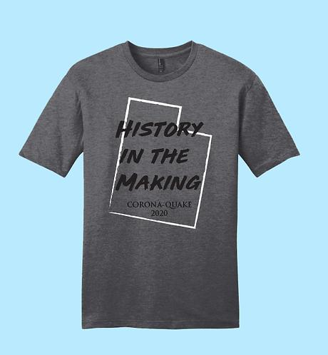 Utah history in the making
