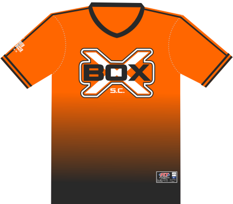 YOUTH Orange Jersey