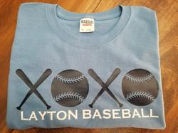 Layton Baseball Shirt