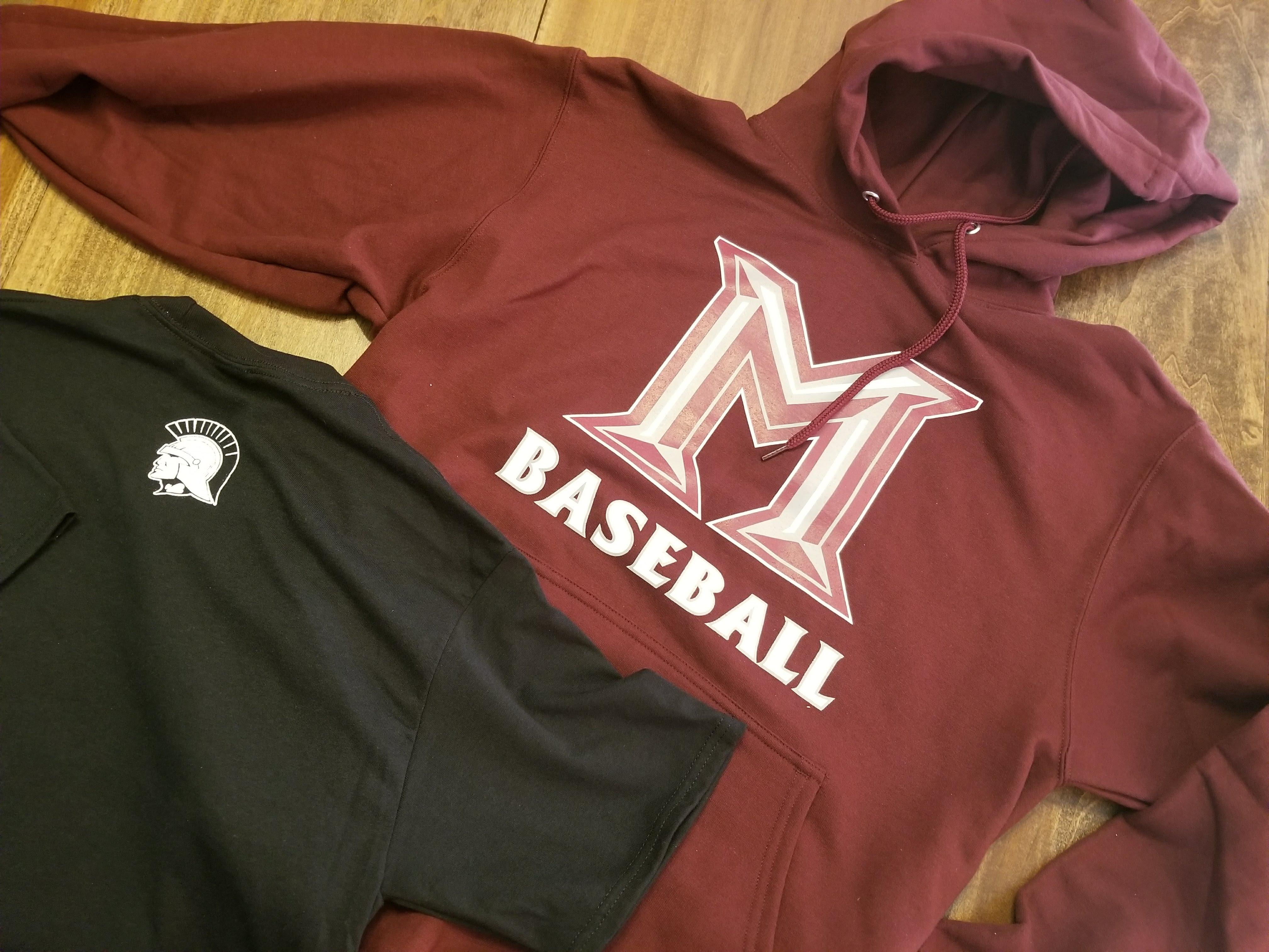 Morgan Baseball Hoodie