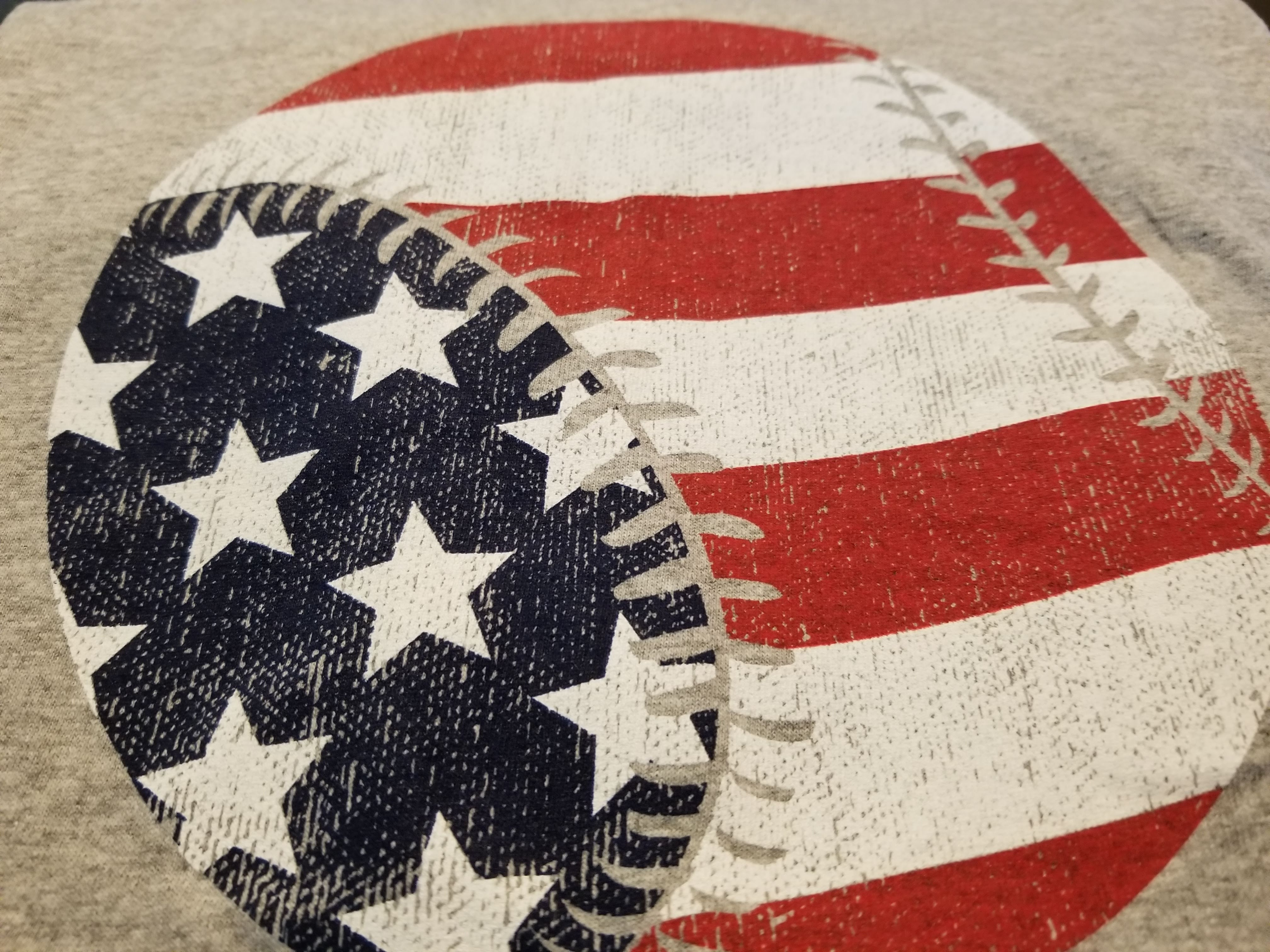 Flag Baseball