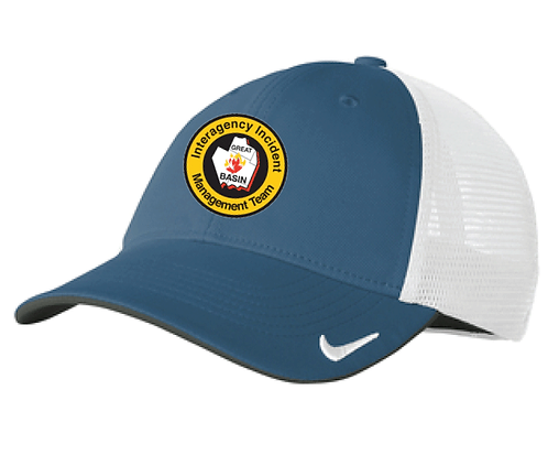 Nike Dri-Fit Mesh Back Cap Navy