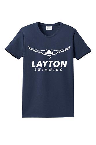 Swimmer Logo T-Shirt