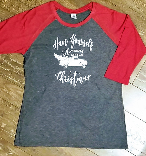 Have Yourself.... - Ladies 3/4 Sleeve