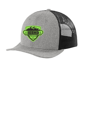 New Era® Snapback Low Profile Trucker Cap