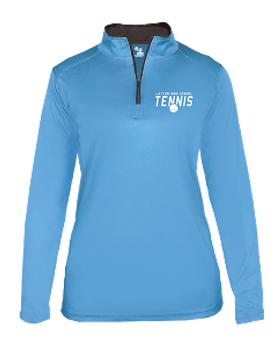 B-CORE Womens1/4 ZIP