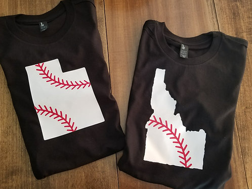 State of Baseball - Men's Tee